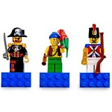 LEGO Pirates Magnet Set [4553028] - Building Set Fantasy / Sci-Fi